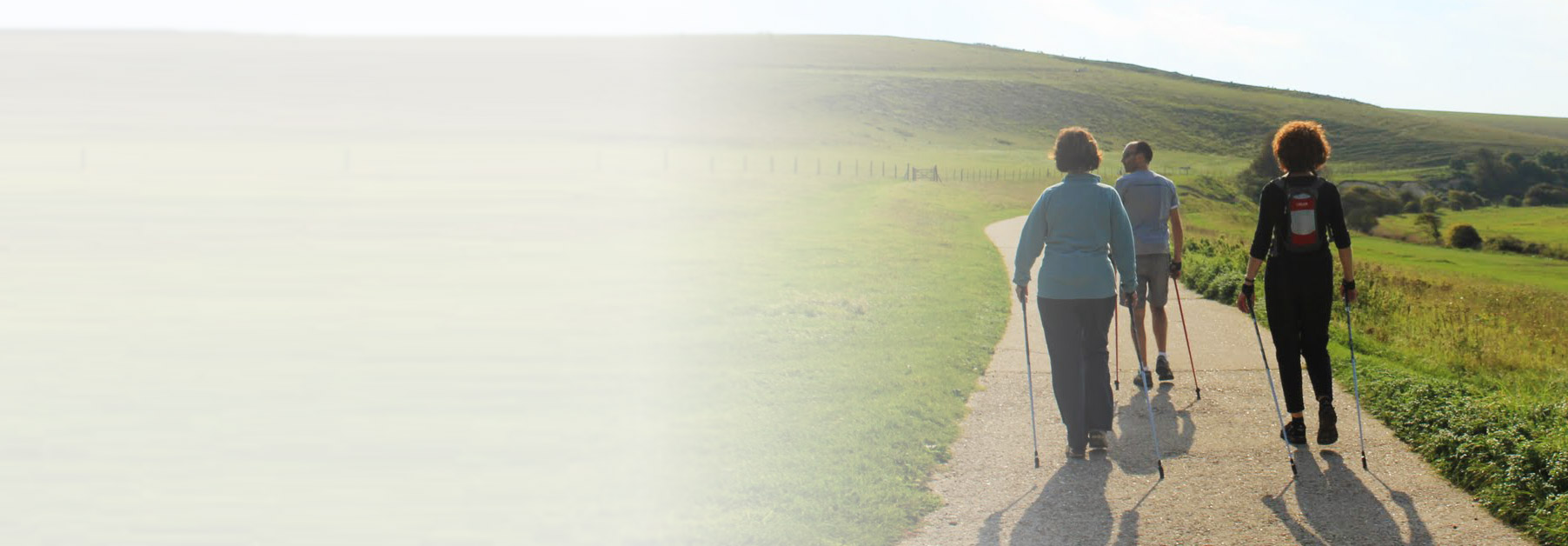 Nordic Walking for Health, South East England