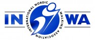 International Nordic Walking Association logo