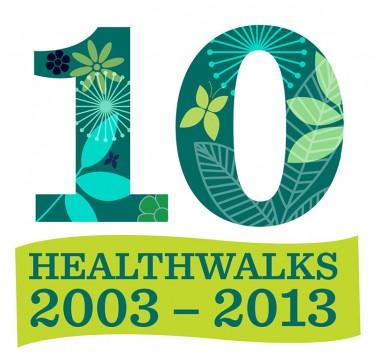 Healthwalks logo