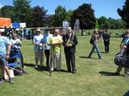 Meeting the Mayor, Summer 2008